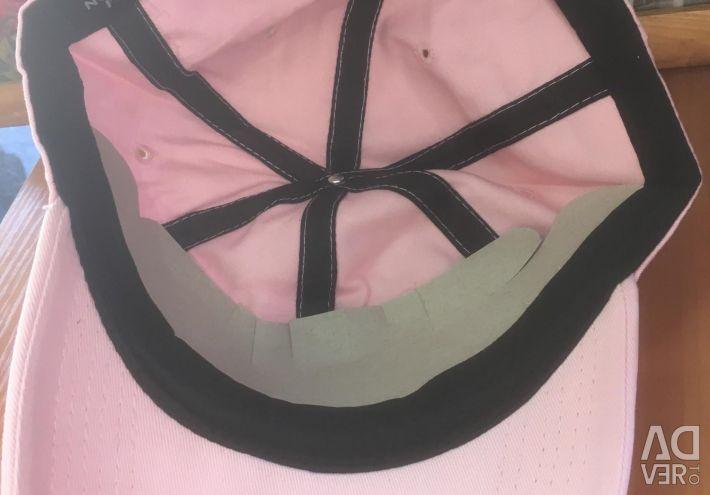 Cap The North Face baseball cap new. Pink TNF