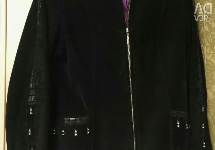 Jachetă de jachetă r.46