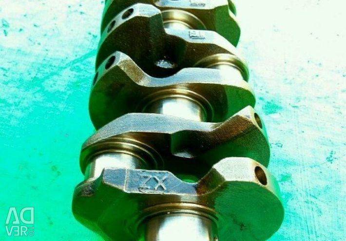 Crankshaft for Lifan Breez 2007 1.6 16V