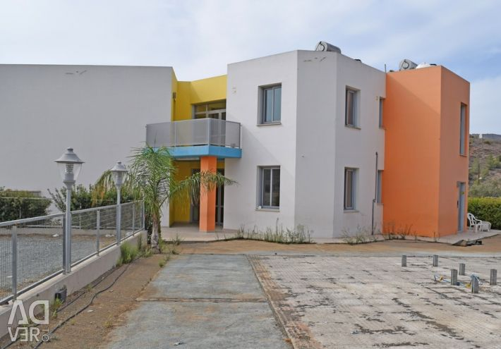 Two Storey Mixed Use Building, Agia Anna, Larnaca