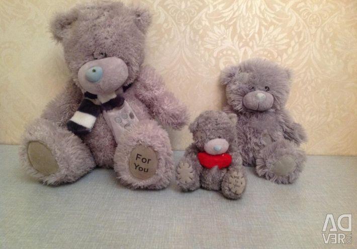 Teddy bears new