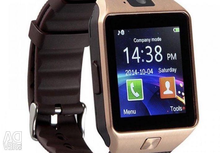 ✅ Έξυπνο ρολόι Smart watch dz09