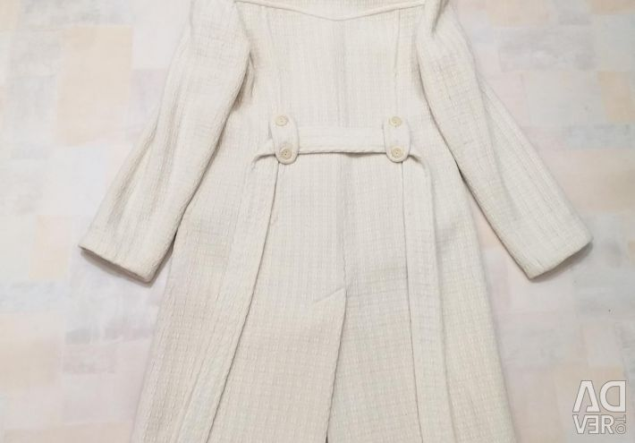 Craft coat, milky color 44-46