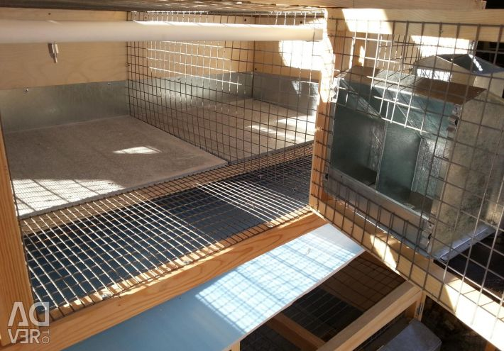 Cage for fattening .Krol -8