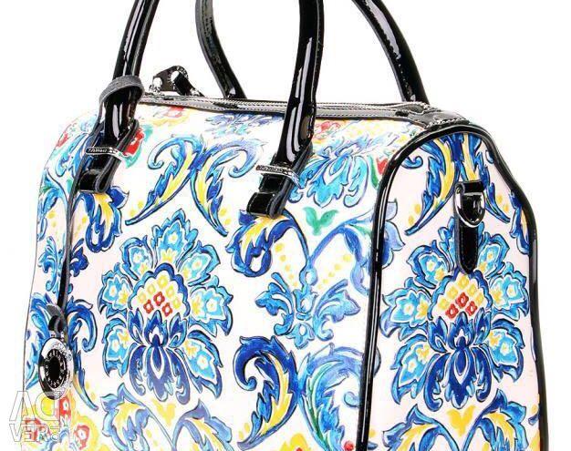 Bag VELINA FABBIANO New genuine leather