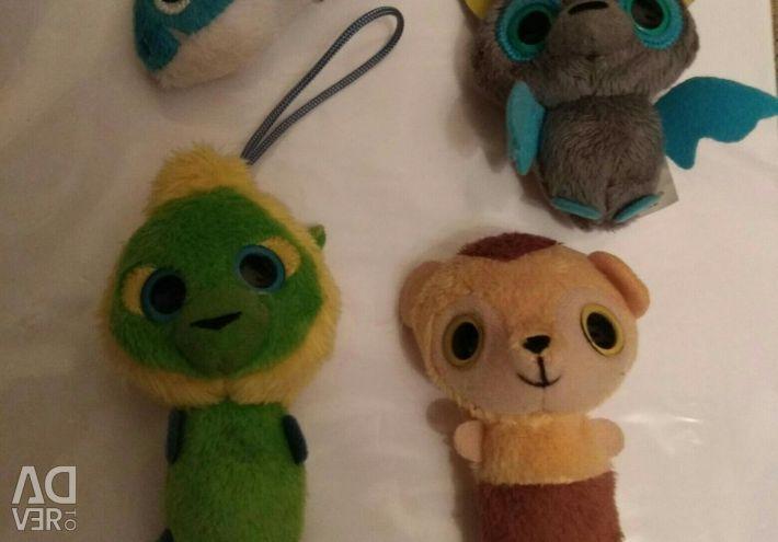 Іграшки (4 штуки)