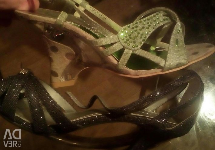 Sandale noi 2 perechi