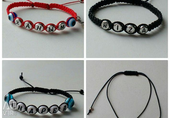 Personal bracelet against the evil eye