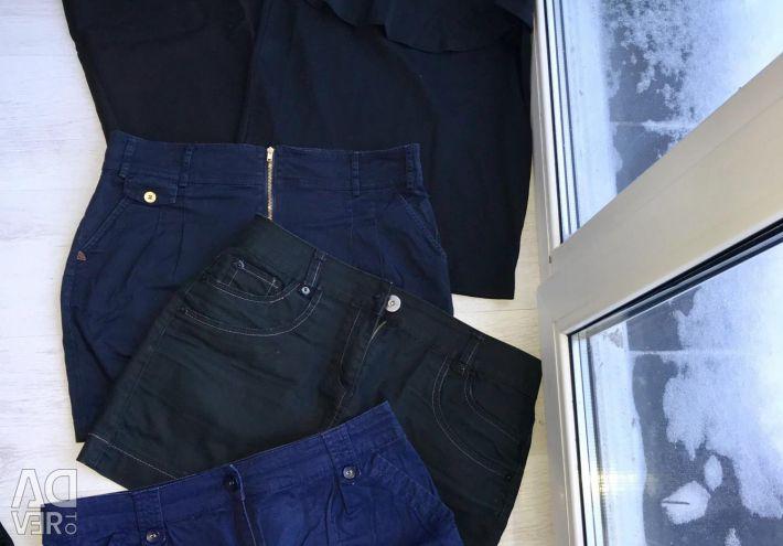 Skirt, skirt branded package