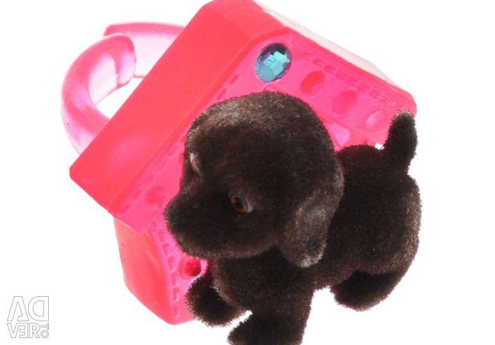 Puppy In My Pocket Набор фигурок и украшений