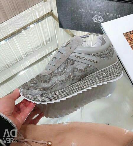 Ανδρικά παπούτσια όλα τα χρώματα εκεί)