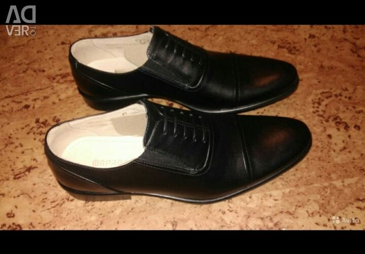 Faraday's shoes