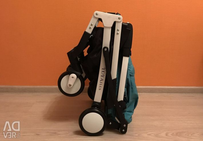 Yoya plus stroller