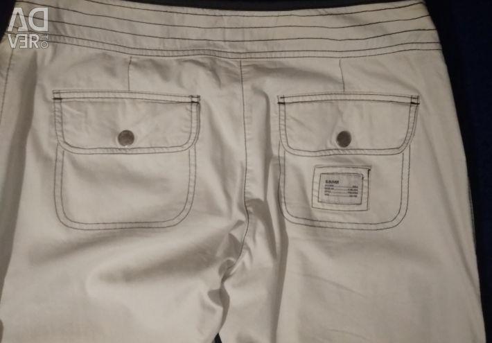 White trousers S.Oliver p.40 euros