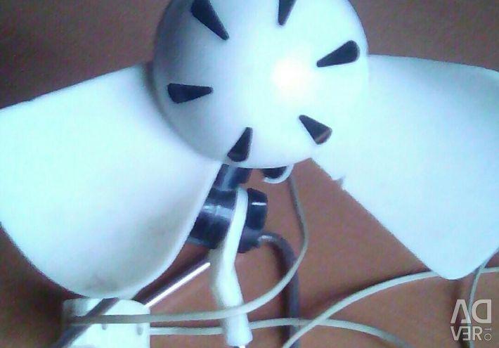 The fan is a desktop.