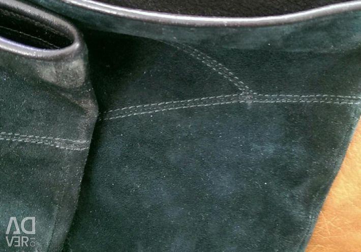 Women's boots, demi-season