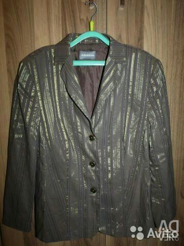 New jacket Adagio