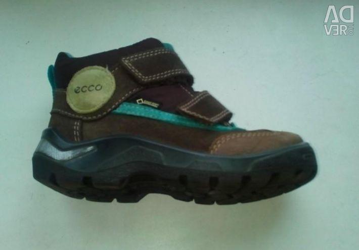 Boots, Esso