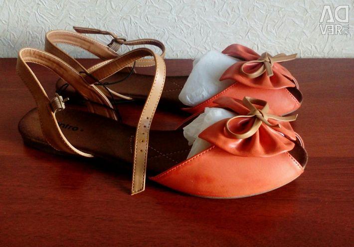 Yeni sandalet p 40-41