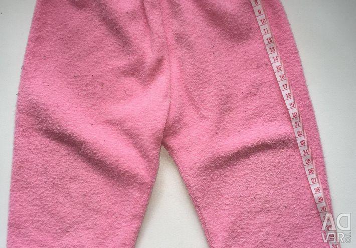 Trousers trousers 3 pcs