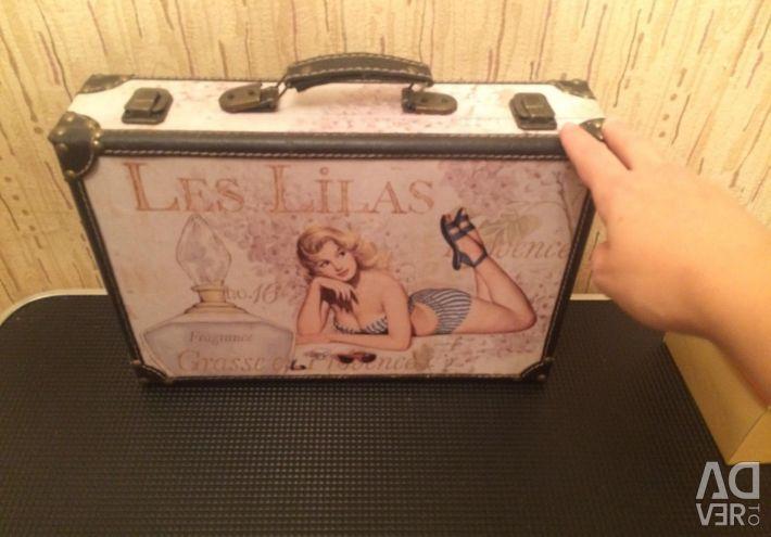 Bavul tabut retro vintage