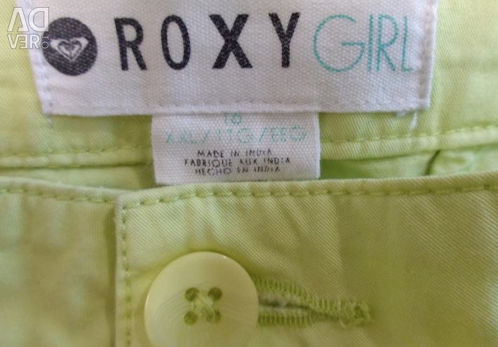 Νέα σορτς της Roxy για έναν έφηβο