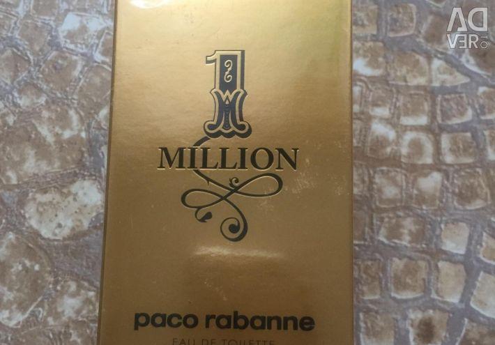 Paco Rabanne 1 Milyon Yeni. Orijinal