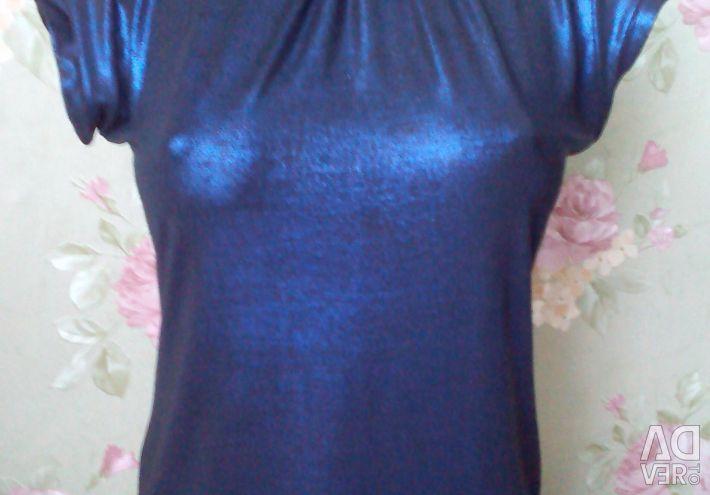 Κομψή μπλούζα μεγέθους 44-46