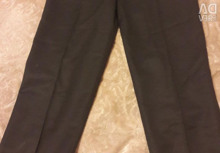 Pantaloni de blugi de cămașă de 10 ani