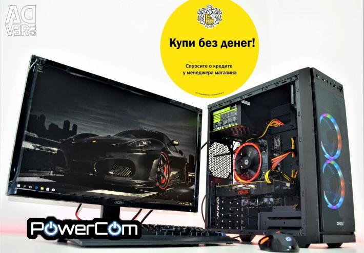 Gaming i3-6100 + DDR 8Gb + GTX 1060 6Gb + SSD