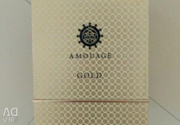 Amouage gold arabic parfum