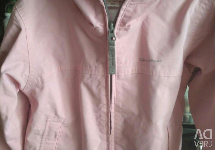 Children's windbreaker jacket