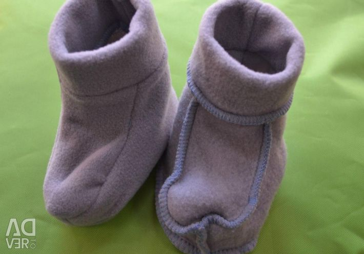 Booties new warm