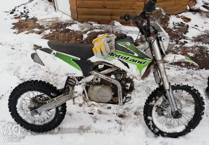 Motoland crf125