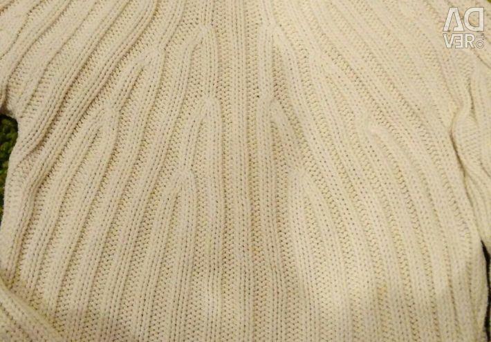 Pulover din bumbac Zara p.44-46