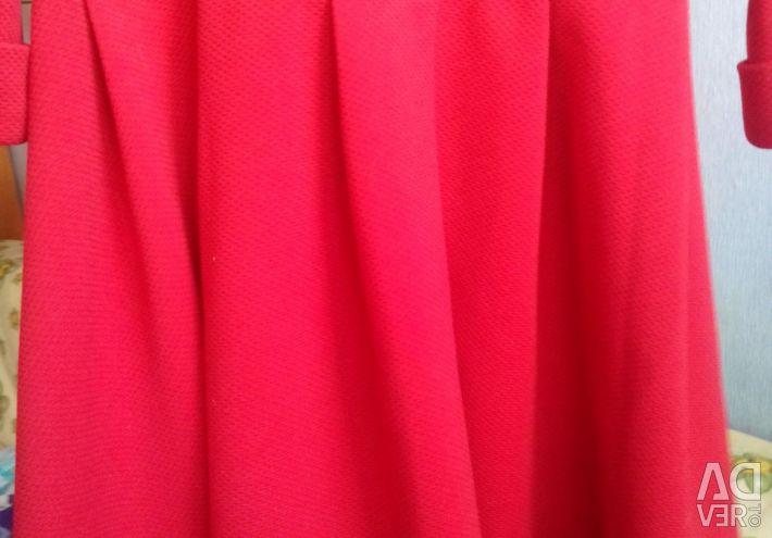 Φόρεμα κόκκινο 40-42! Μέγεθος