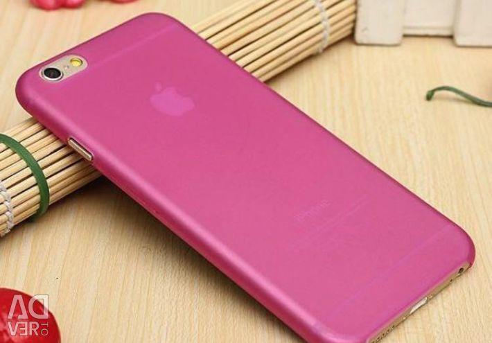Caz pentru iPhone 5 / 5s / SE și 6 / 6s