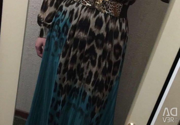 Uzun kat yeni elbise