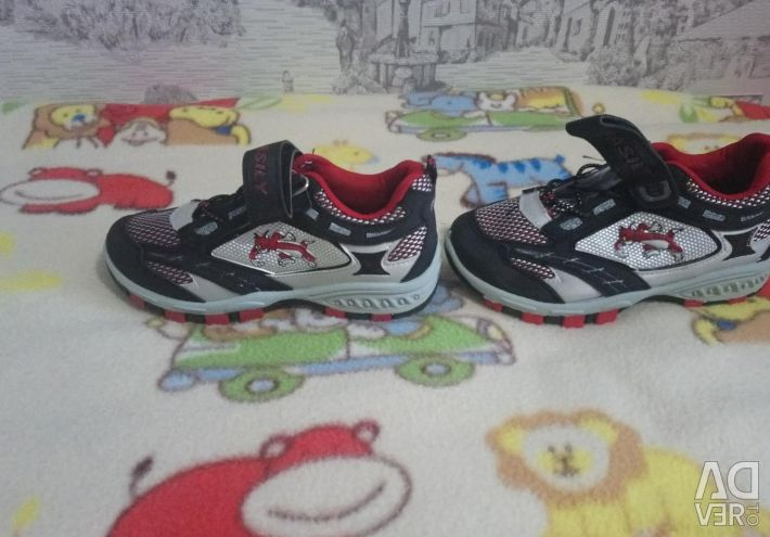 Children's sneakers for the boy