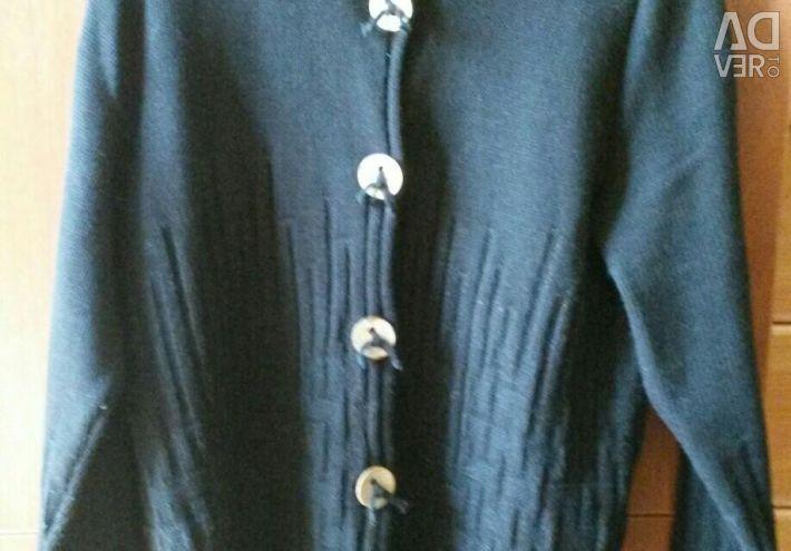 Кофта и пиджак
