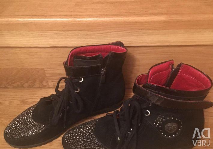 Boots Philippe plaine