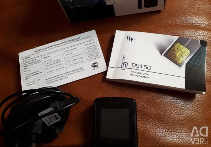 Phone fly for 2 sim for spare parts