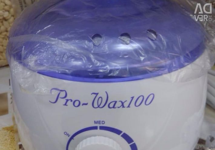 400ml can electric heater Pro-Wax100