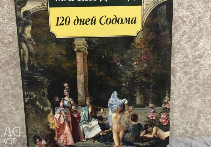 The Book, The Marquis de Sade, 120 Days of Sodom