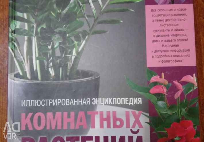 Encyclopedia of indoor plants