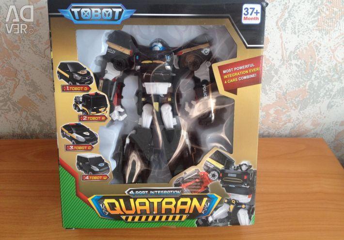 TOBOT QUATRAN 4 in 1