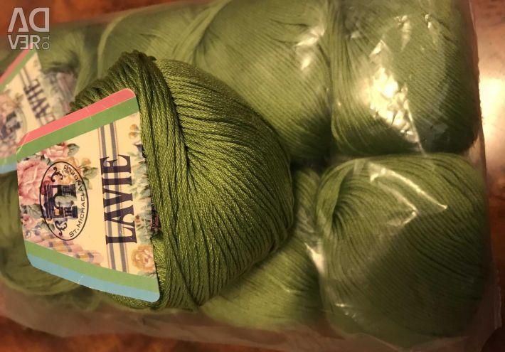 Yarn Cotton
