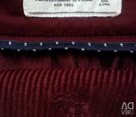 Abercrombie & Fitch r. 44