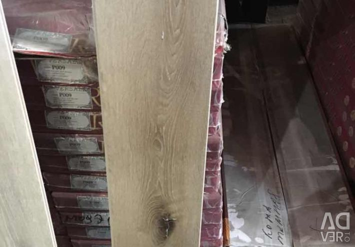 Laminate is waterproof