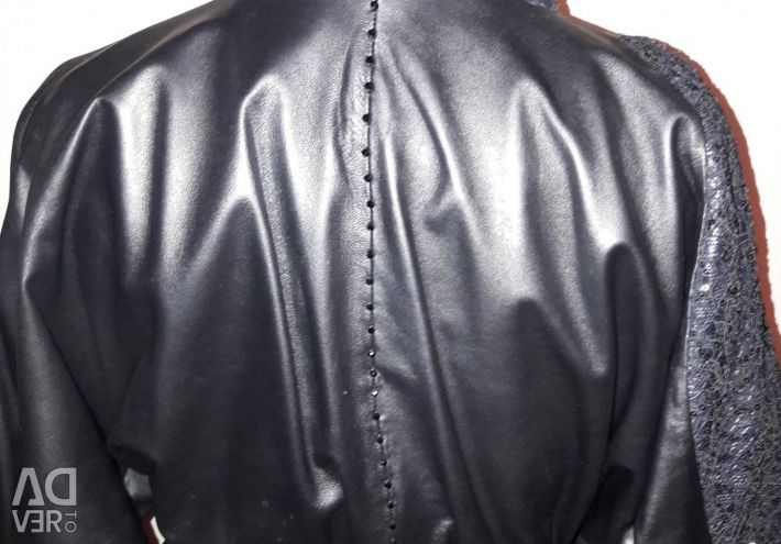Garlic leather natural